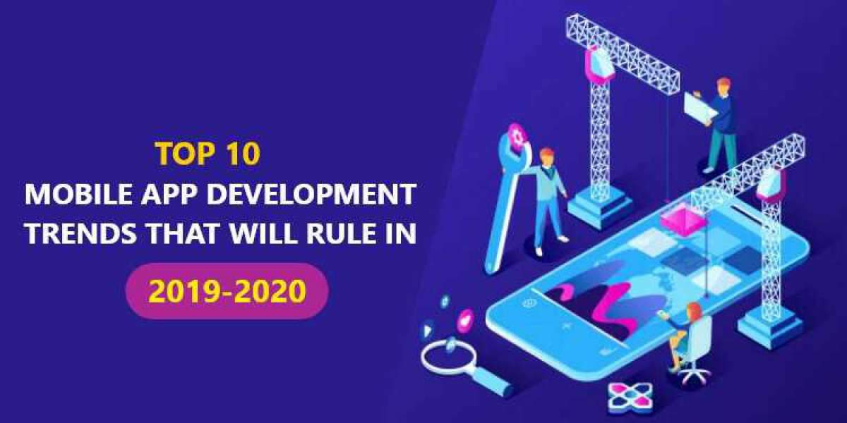 Newest Mobile App Development Trends 2020 That to Make Accessible Your App