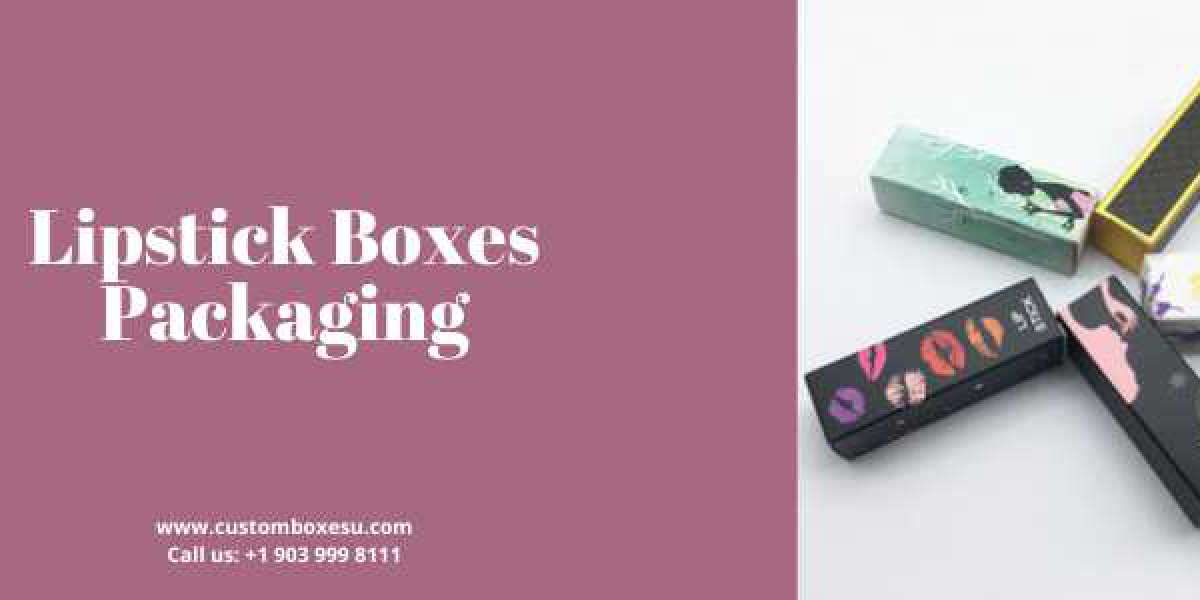 Lipstick Boxes Packaging