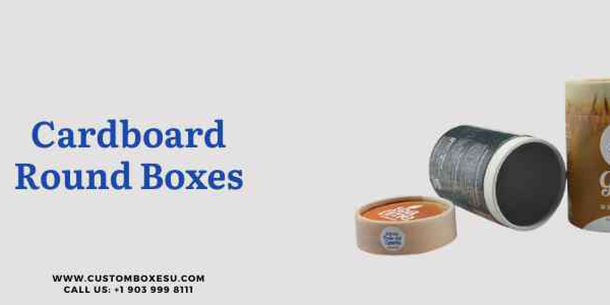 Cardboard Round Boxes available in Texas, USA