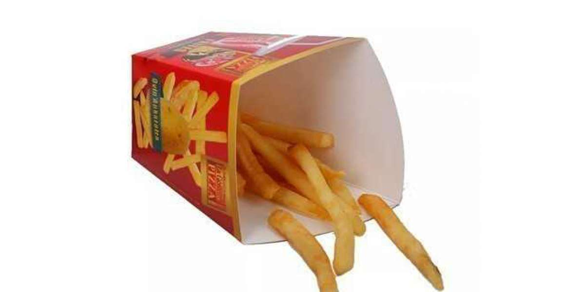 Get premium quality French Fry Boxes Wholesale at GoToBoxes